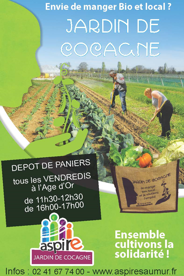 Aspire jardins de cocagne for Oasis jardin de cocagne